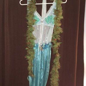 Mermaid Costume. Halloween